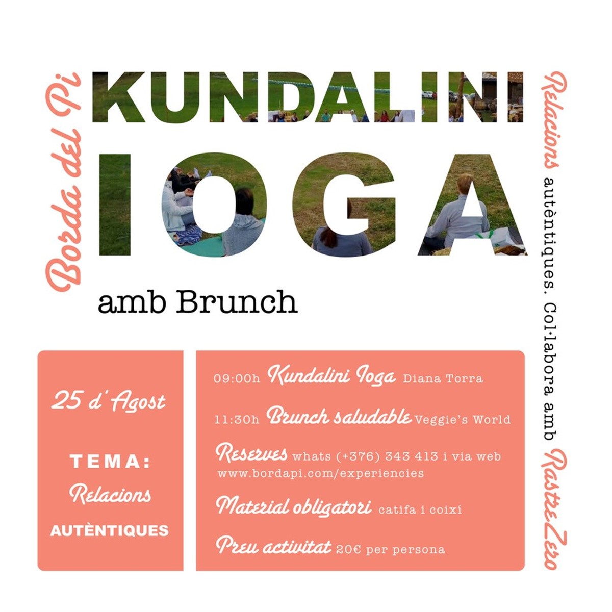 Kundalini Ioga + Brunch